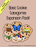 Cookie Categories: Categorization, Early Language, & Vocabulary