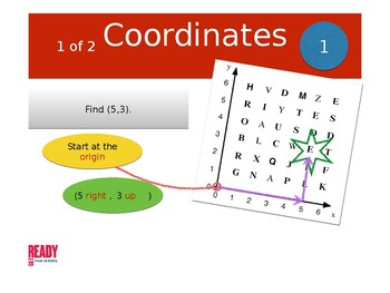 Basic Coordinates for PowerPoint (1 of 2)