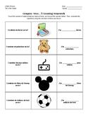 Basic Counting Homework