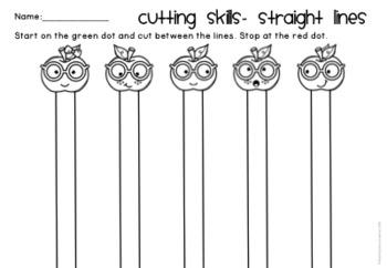 Cutting Practice (Basic Skills)
