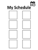 Basic Daily Schedule
