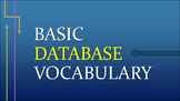 Basic Databases with Access