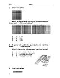 Basic Decimal Assessment/Test/Quiz Grades 4 to 7