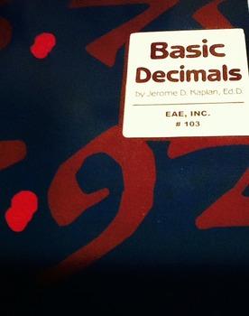Basic Decimals