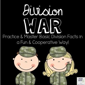 Basic Facts War: Division