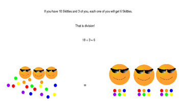 Basic Division Explanation