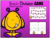 Basic Division Game