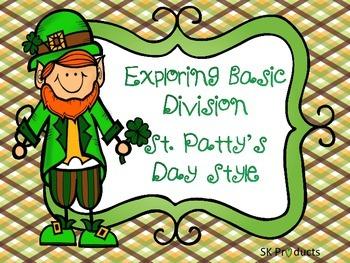 Basic Division-St. Patrick's Day