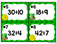 Basic Division Task Cards | St. Patrick's Day Math Activity