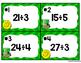Basic Division Task Cards for St. Patrick's Day