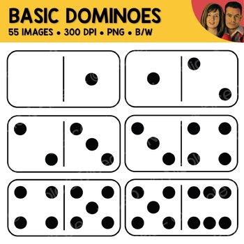 FREE Domino Clipart