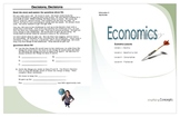 Basic Economic Concepts and Application
