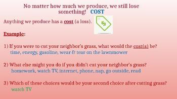 Basic Economics Lesson 2