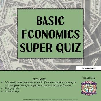 Basic Economics Super Quiz