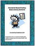 Basic Elements of Plot Standards Based Grading: Assessment, Key, Analysis Guide