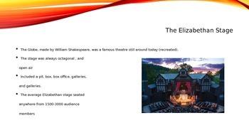 Basic Elizabethan and Shakespeare