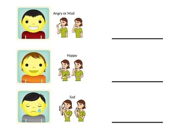 Teaching Affective Emotion Recognition--For students with ASD or ID