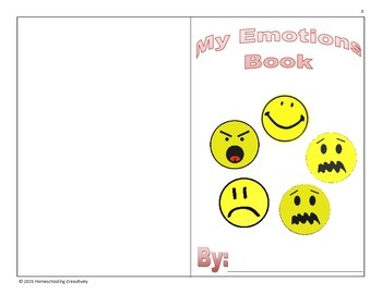 Basic Emotions Minibook