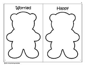 Basic Emotions Minibook