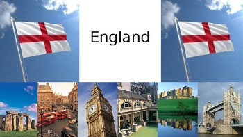 Basic England PowerPoint