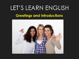 ESL Newcomer Activity | PowerPoint
