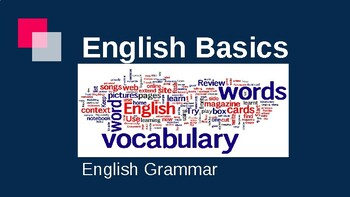 Basic English Worksheets & Teaching Resources | Teachers Pay