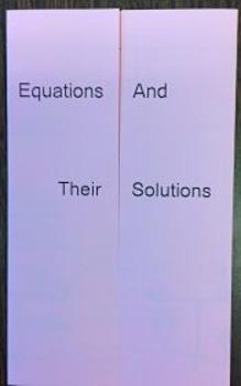 Basic Equations Foldable