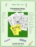 Basic Expressions Bingo in Many Languages