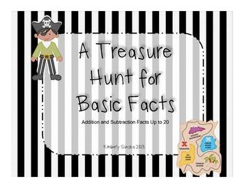 Basic Fact Pirates