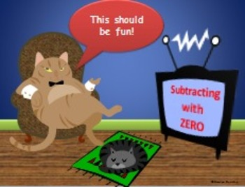 Basic Facts: Adding and Subtracting with Zero