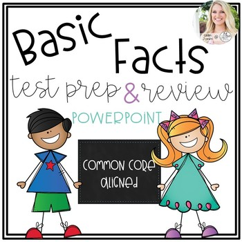 Basic Facts Addition and Subtraction Review and Daily Practice