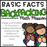 Basic Facts Backpacking - A Math Mission for Fact Fluency