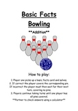 Basic Facts Bowling  numbers 11-20