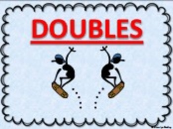 Basic Facts: Doubles