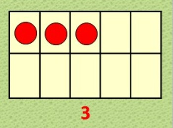 Basic Facts Foundation: 1-10 Ten Frame Patterns