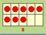 Basic Facts Foundation: 1-10 Ten Frame Patterns