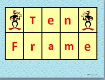 Basic Facts: 1-20 Ten Frame Patterns--Building the Foundation