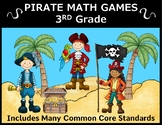 Third Grade Math Games - Word Problems, Time, Elapsed Time