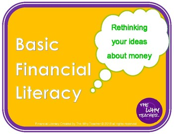 Basic Financial Literacy 1