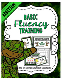 Basic Fluency Training ** Addition **