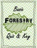 Basic Forestry Quiz