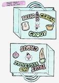 Basic Four Food Groups