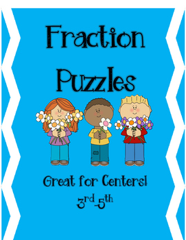 Basic Fraction Puzzles