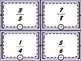 Basic Fractions Memory Game