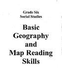 Grade 6 Social Studies Basic Geography and Map Reading Ski