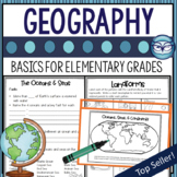 Basic Geography for Elementary Grades