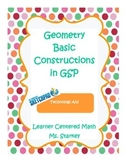 Basic Geometric Constructions in GSP