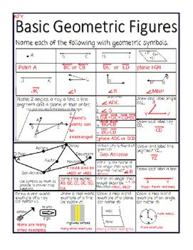 Basic Geometric Figures