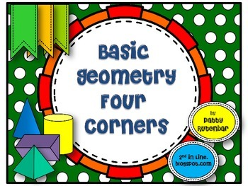 Basic Geometry Four Corners