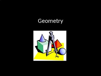 Basic Geometry Powerpoint